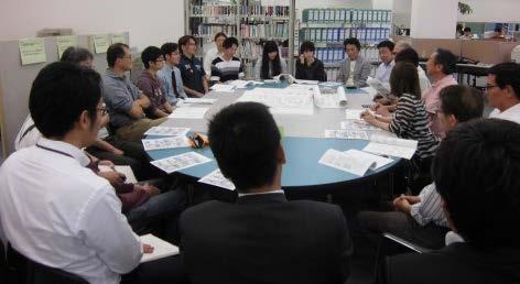 飯塚商店街で「おもてなし屋台」を実施 産業理工学部・九州短期大学合同で韓国人観光客をおもてなし