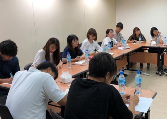 学生がオリジナル台湾旅行ツアーを企画 最終プレゼンテーションを実施し、商品化を目指す