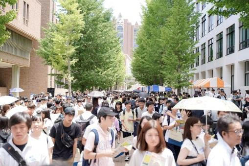 中学生対象オープンキャンパス スペシャルツアー 八尾こども未来塾×近畿大学 経営学部