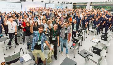 「KINDAI student サミット 2018」開催 2ちゃんねる創設者ひろゆき氏らと学生が「働き方」について議論