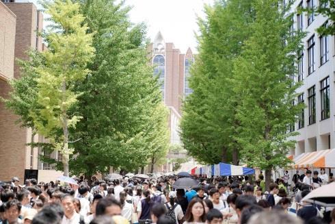 西日本最大のオープンキャンパス開催 好評につき仮想通貨を運用した謎解きイベントを今回も開催!