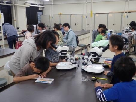 めざせ!未来の昆虫博士 昆虫学研究室が虫好きの子供向けイベントを開催