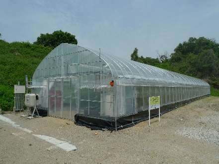 奈良県指導農業士会研修会を開催 近畿大学農学部の研究・「農の入口」モデル事業実践圃場を見学