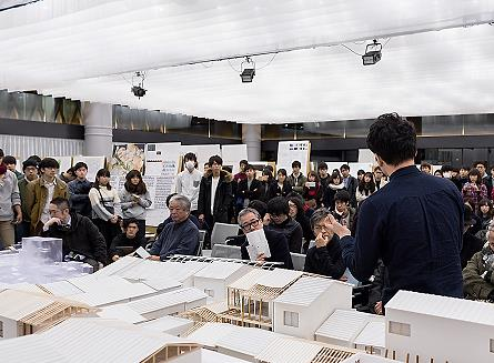 4年間の集大成を形に「近大展―近畿大学建築学部卒業設計展 2019―」開催