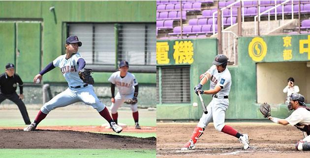 近畿大学硬式野球部 野球教室開催 JICA ブラジル日系社会青年ボランティア プログラム