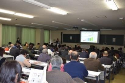 近畿大学医学部・日本肝臓学会 公開講座 平成30年度「肝がん撲滅運動」