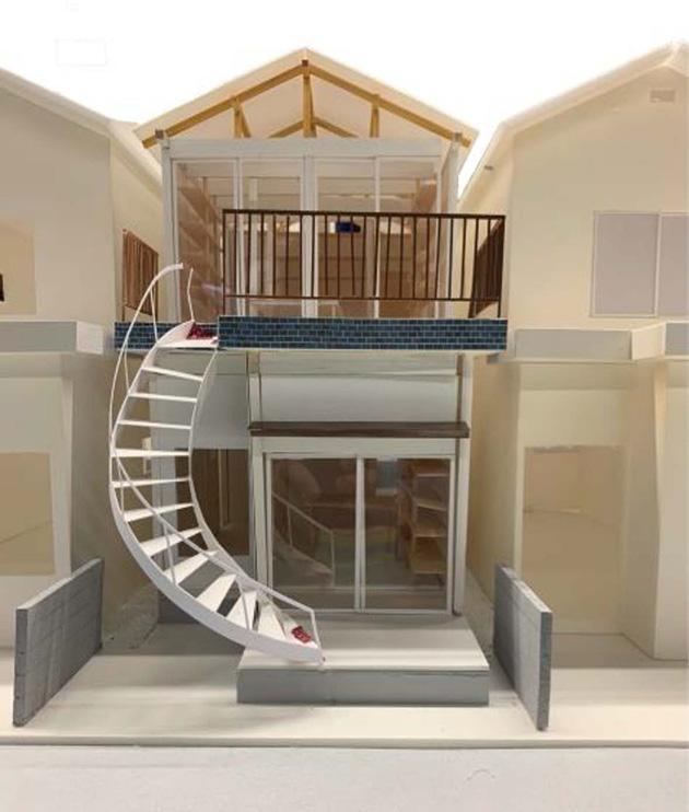 高齢者を学生が見守るシェアハウス「かみこさかの家」完成 3/30(土)にオープンハウス開催