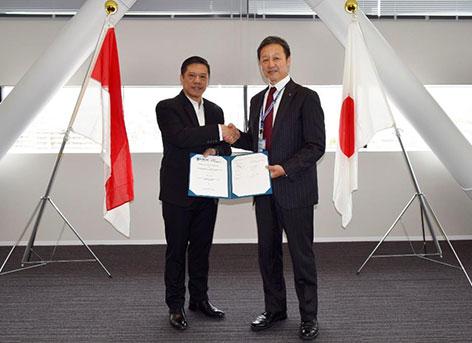 ウナギ養殖技術の確立をめざし インドネシア企業「PT SURI TANI PEMUKA」とMOUを締結