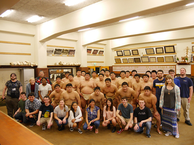 交換留学生向け 武道プログラムを開設 武道体験を通じて日本の歴史や文化を学ぶ