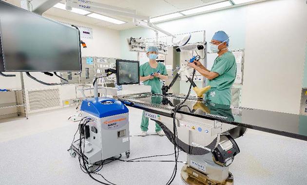 最新鋭の膝手術支援ロボットを日本初導入 4月10日(水)日本初症例となる手術の説明会・デモを実施