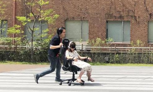 エイベックス・エンタテインメント×近畿大学 空間演出プロジェクト「音声AR講座」スタート