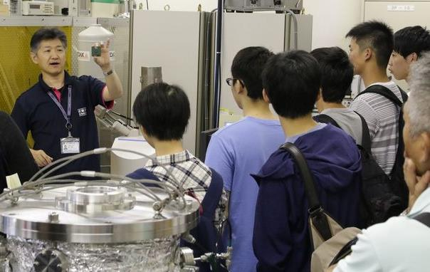 生物理工学部オープンキャンパスを開催! 大学でしか体験できない最先端の研究を紹介