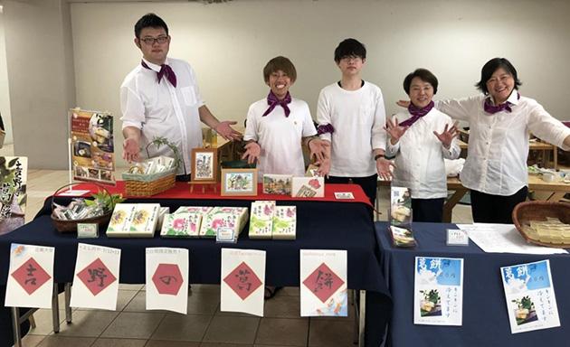 経営学部×(株)よしのや 産学連携プロジェクト 葛餅食べてインスタ投稿!若い世代へ吉野の葛餅をPR