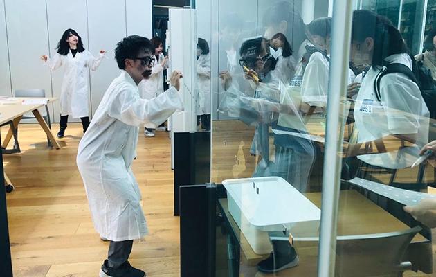 西日本最大!近畿大学オープンキャンパス開催 「ゾンビだらけの謎解きイベント」を8月も開催