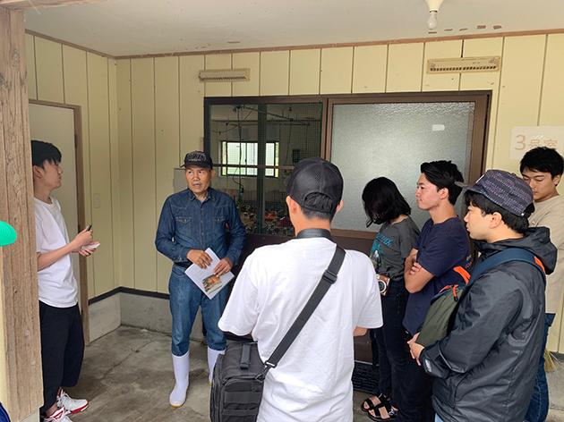 川俣町で自転車を活用した観光事業を検証するフィールドワーク サイクルツーリズムで観光活性化を目指す
