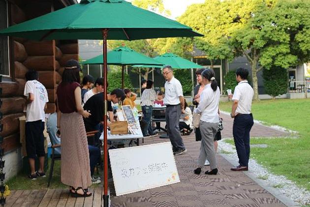 JICA九州30周年祭で「おかげさまコーヒー」を販売 ペルーのフェアトレードコーヒーを通じて社会貢献<br />