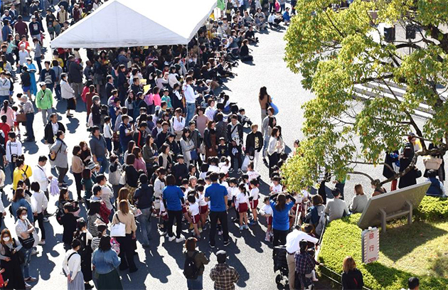 近畿大学九州短期大学祭「第53回梅華祭」開催 「第41回まつり菰田」と合同開催で地域と連携