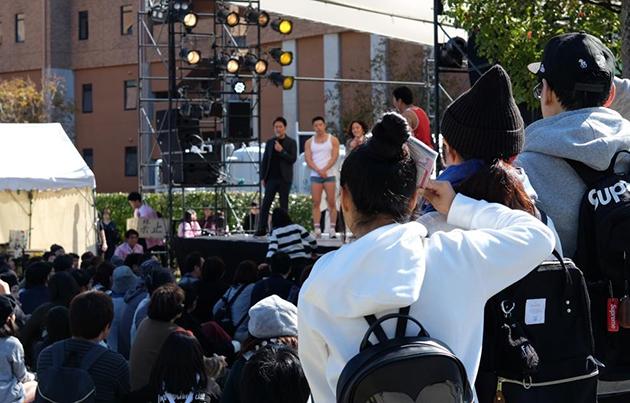 生物理工学部祭「第27回きのくに祭」開催 約5,000人が集まる岩出・紀の川エリアの一大イベント