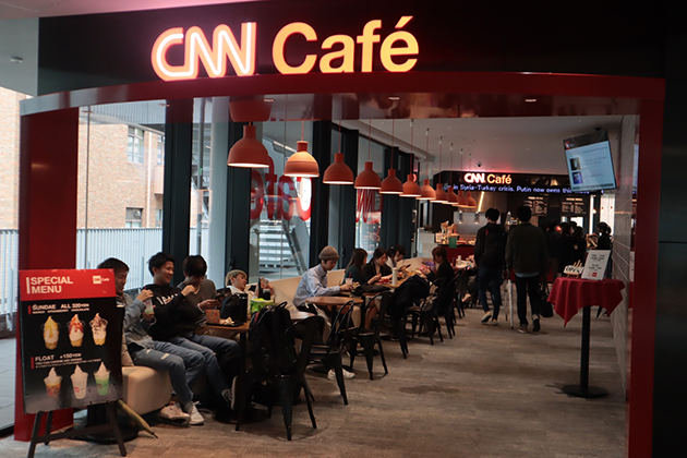 学生がブロックチェーンを活用した事前決済サービスを開発 昼食時の混雑緩和を目指し、学内のカフェで実証実験開始