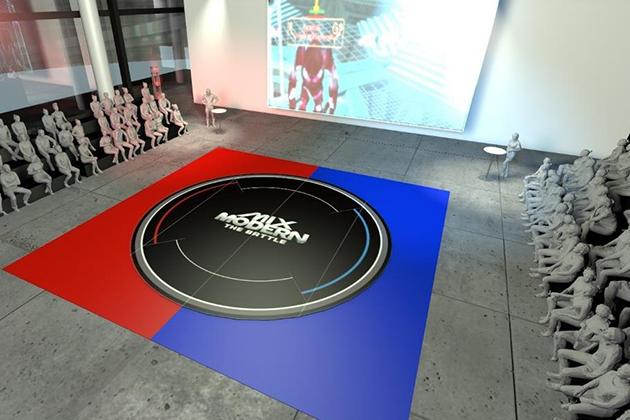 ビジコン×モノコン×スポコン最終決戦 「MIX MODERN The Battle」開催
