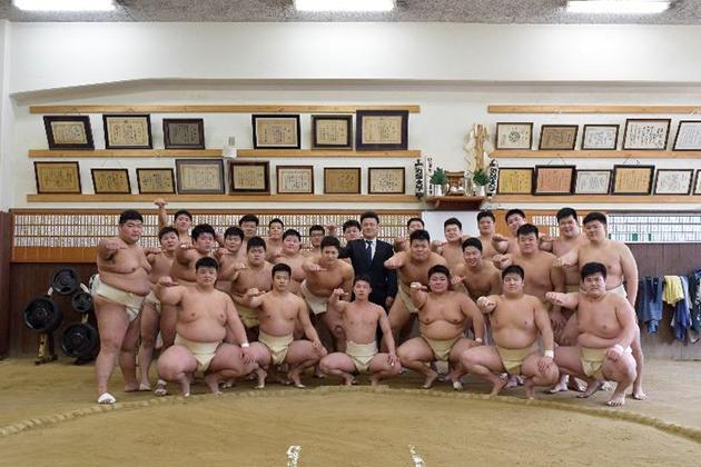近畿大学体育会相撲部 新監督就任 新体制で全国学生相撲選手権大会 団体優勝を目指す