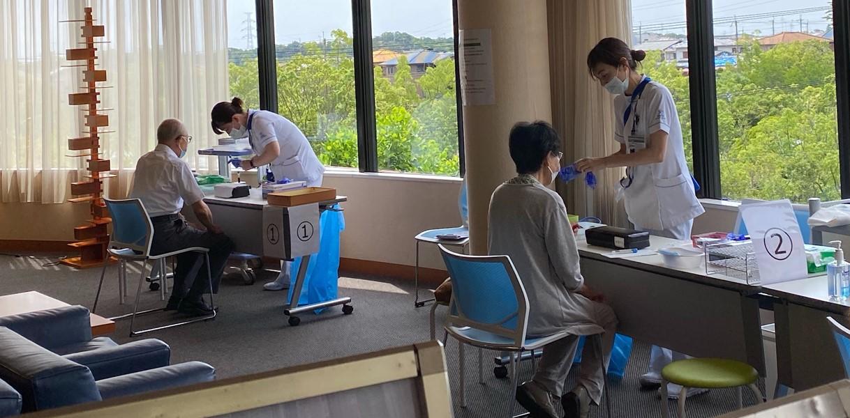 近畿大学病院が新型コロナウイルスの抗体保有状況調査を実施 大阪狭山市民278人のうち2人が陽性、IgG抗体保有率0.72%