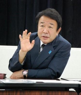 参議院議員・近畿大学経済学部客員教授 青山 繁晴氏講演会「人間社会はなぜ弱くて強いのか」