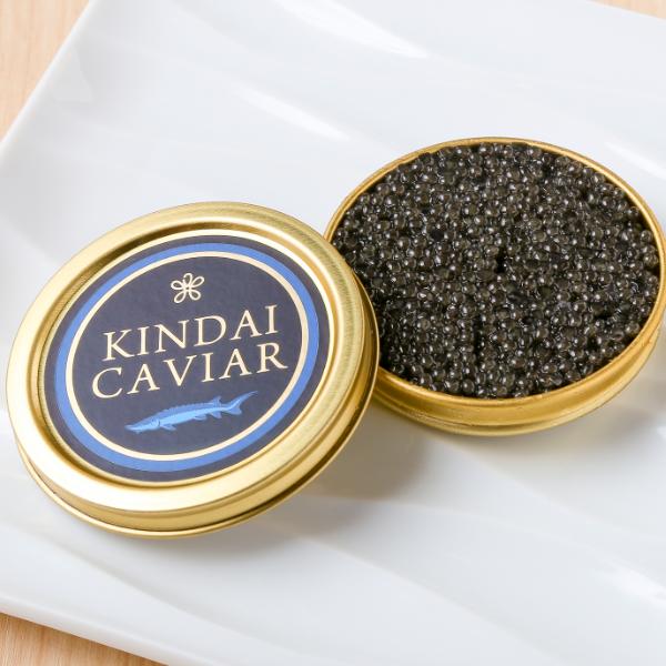 熟成キャビア「近大キャビアプレミアム」を販売開始 初の5カ月長期熟成でさらに味わい深く