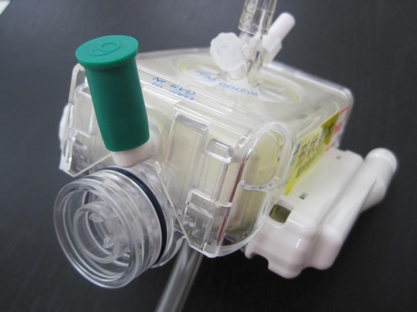 世界最小クラスの体外式膜型人工肺の開発に成功