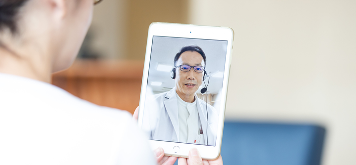 関西の大学病院初、オンライン診療システム「CLINICS(クリニクス)」を活用し近畿大学病院の全診療科でセカンドオピニオン外来を開始