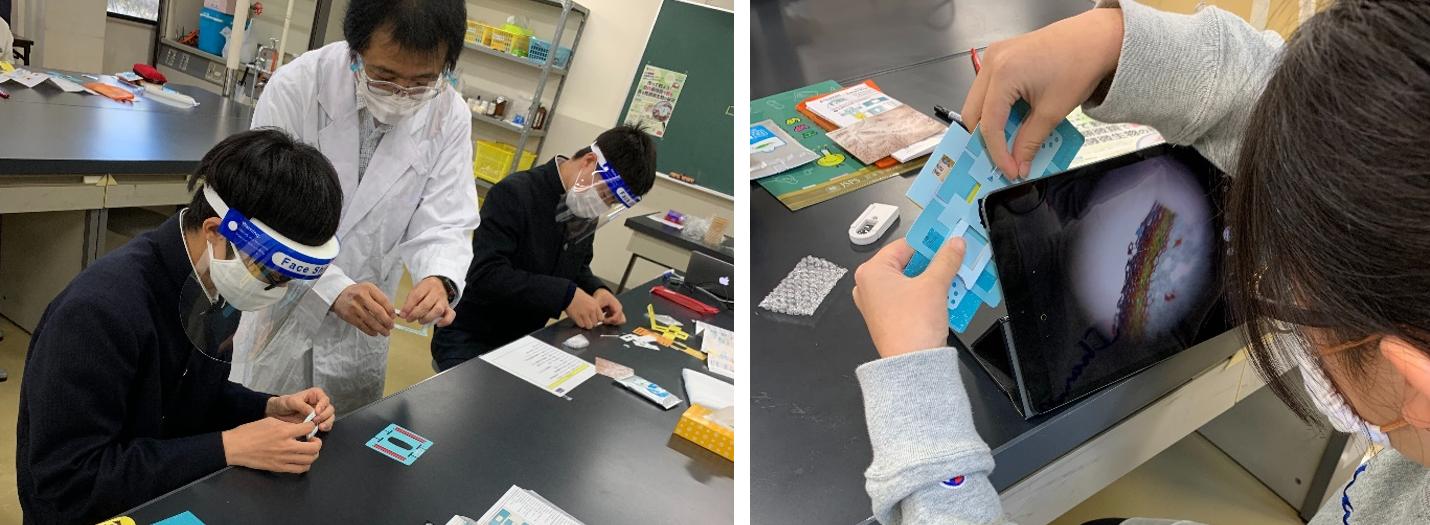 中学生・高校生向けの体験型公開講座を開催 大学生と一緒に「発酵微生物の働き」について学ぶ