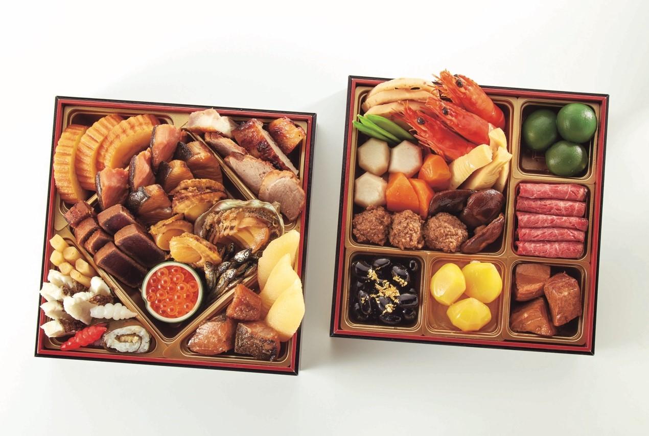 近大マグロをはじめとする、近畿大学の研究成果を贅沢に使用! 産学連携で生まれた「近大味めぐりおせち」を新発売