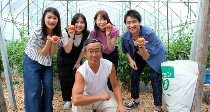 涼しい気候で育った曽爾高原トマトを病院食として提供 農学部・奈良病院と曽爾村の連携企画第1弾