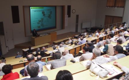 近大高専 第1回市民公開講座 「キラリと光る名張の世界企業ボルグワーナー社の自動車技術