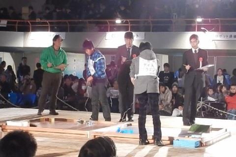 小中学生ロボットコンテスト2017開催 兼 全日本小中学生ロボット選手権2017 三重県地区予選会