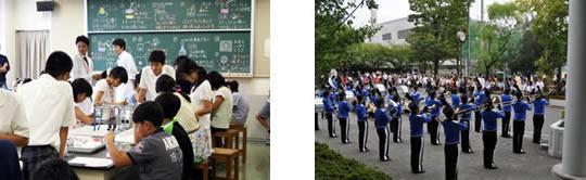 近畿大学附属高等学校・中学校 府下最大級の「オープンスクール」開催