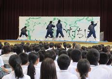 おもしろい!がギュッ。近大福山を体感しよう! 平成29年度「高等学校オープンスクール」開催