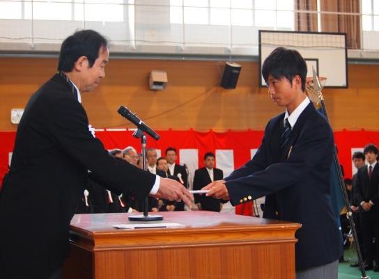 平成28年度(第55回)入学式を挙行 近畿大学工業高等専門学校