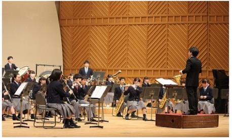 第23回吹奏楽部定期演奏会 近畿大学附属広島高等学校・中学校福山校 吹奏楽部