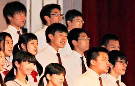 「近大新宮中学校合唱コンクール」開催 各クラスが一丸となって日々の成果を発揮します!