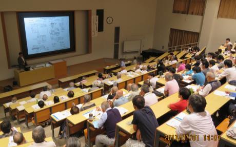 近大高専 第1回市民公開講座 「本当に役に立つ、とは何か」~アートとANSHIN概念の医療への展開~