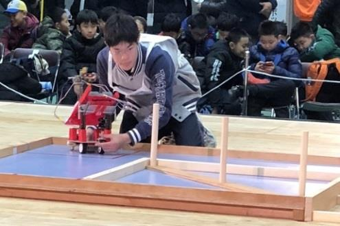 小中学生ロボットコンテスト 2018 開催 全日本小中学生ロボット選手権 2018 三重地区予選会を兼ねて