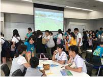 大阪府下最大級のオープンスクール開催 「生徒カタリバCAFÉ」で在校生の本音が聞ける