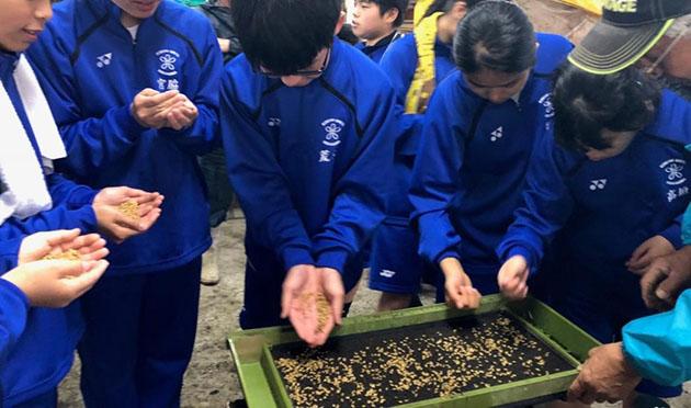 20年続く稲作実習 平成最後の「種もみまき」実施 1年間のお米作りから、食への感謝の気持ちを育む