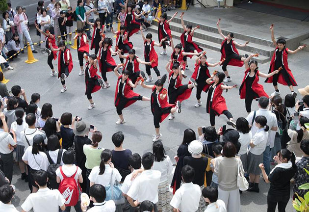 近大附属豊岡高等学校・中学校 文化祭「近梅祭」を開催 生徒自ら「近梅祭特設サイト」を開設
