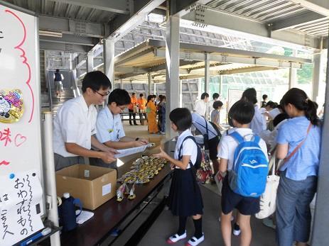 令和元年度オープンスクール「中学Fes」を開催 おもしろいがギュッ!と詰まった様々な企画を用意