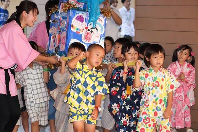 親子で楽しむ「近幼まつり」開催 ダンスチーム「BamVenus」も登場!チアダンスで盛り上がろう!