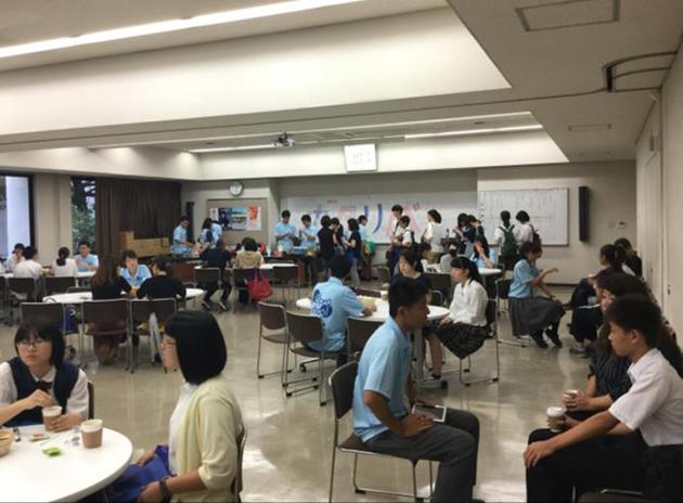 大阪府下最大級のオープンスクールを開催 iPad(R)を活用した本校ならではの授業を体験しよう!
