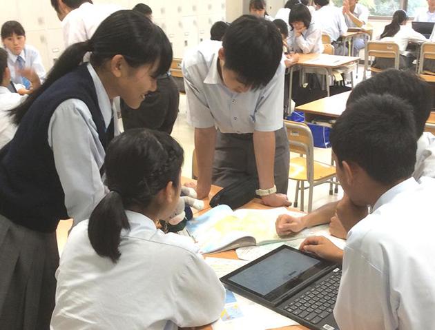 「核廃絶」×「北方領土問題」で未来の世界平和を考える 広島と北海道の中学生の学校間平和教育交流