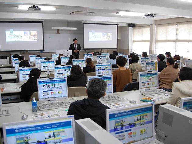 秋のオープンスクール開催 ~但馬初上陸!最先端ICT教育を見学・体験~